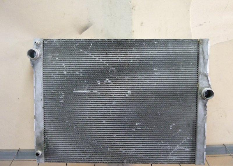 Радиатор охлаждения двс Bmw 7 F01 2008