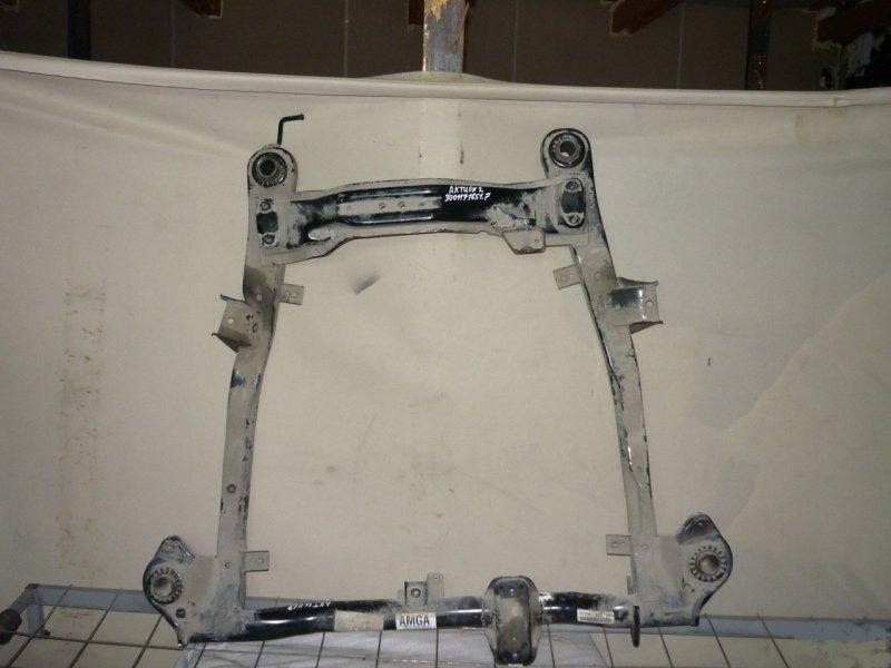 Подрамник двигателя Ssangyong Actyon 2 2010