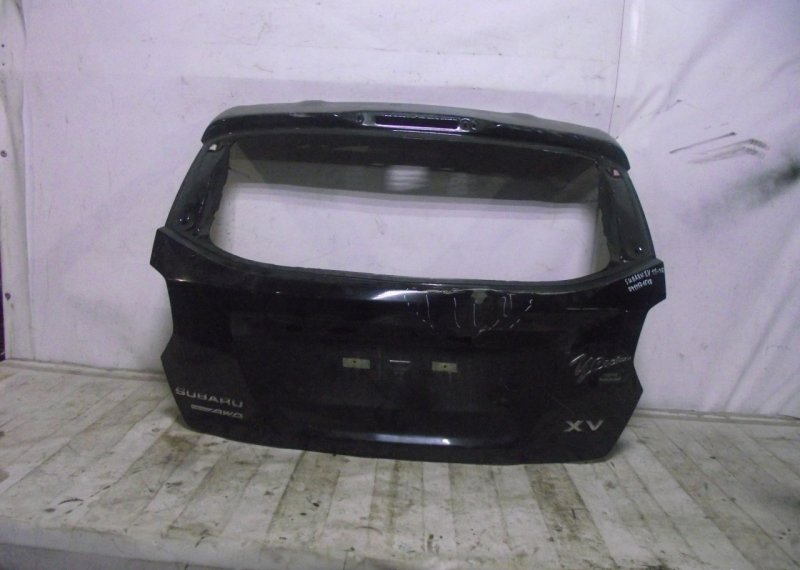 Крышка багажника Subaru Xv 1 2011
