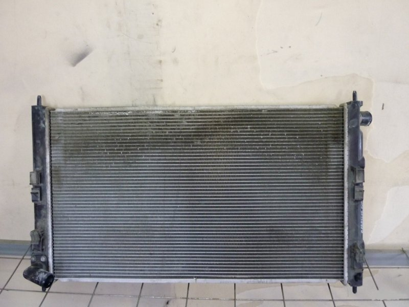 Кассета радиаторов Mitsubishi Outlander Xl