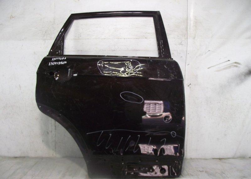 Дверь Chevrolet Captiva C100 2006 задняя правая