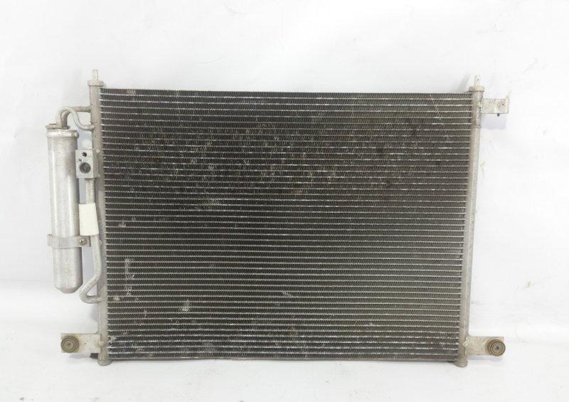 Радиатор кондиционера Chevrolet Aveo T200 1