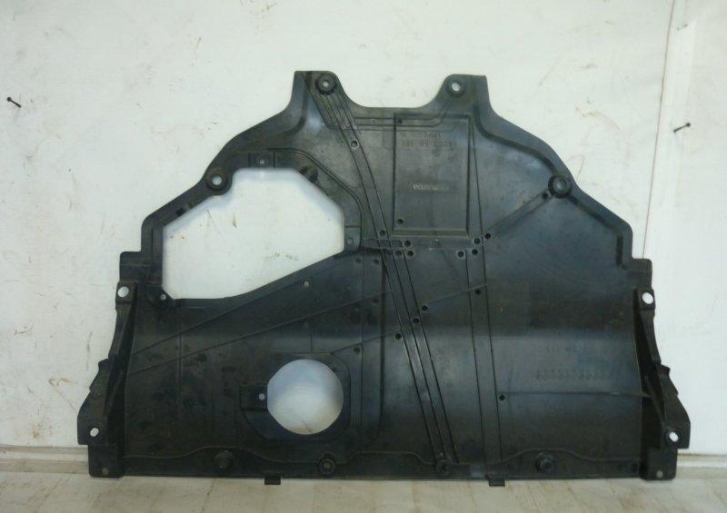 Защита двигателя Mazda Cx-5 1 2011 передняя нижняя