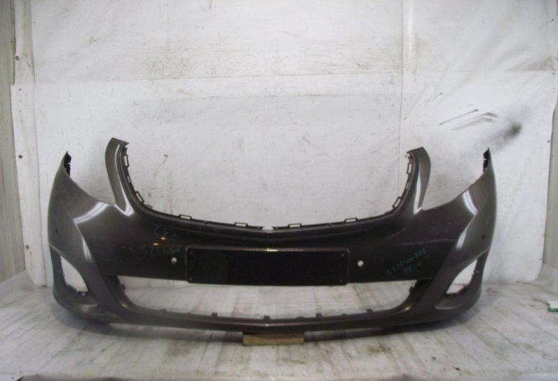 Бампер Mercedes Vito W447 2014 передний