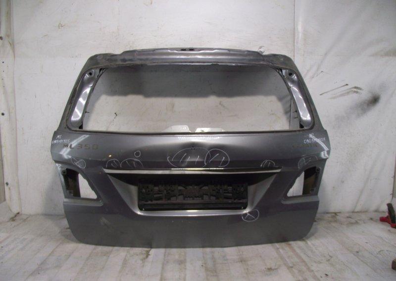 Крышка багажника Mercedes Ml 3 W166 2011 задняя