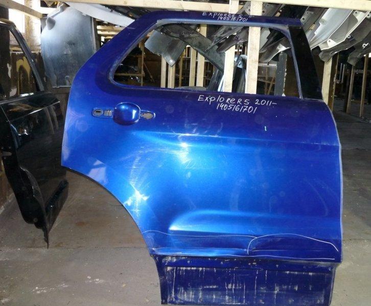 Дверь Ford Explorer 5 2010 задняя правая