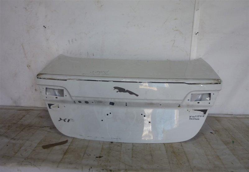 Крышка багажника Jaguar Xf 1 X250 2008