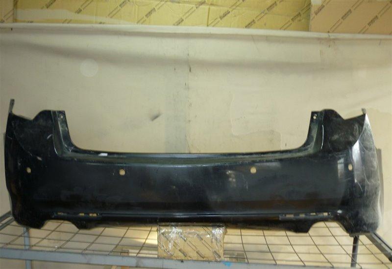 Бампер Honda Accord 8 2008 задний