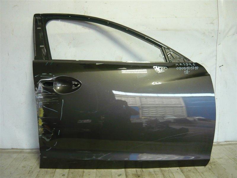 Дверь Mazda 6 GJ 2012 передняя правая