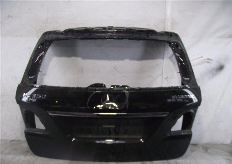 Крышка багажника Mercedes Ml W166 2008