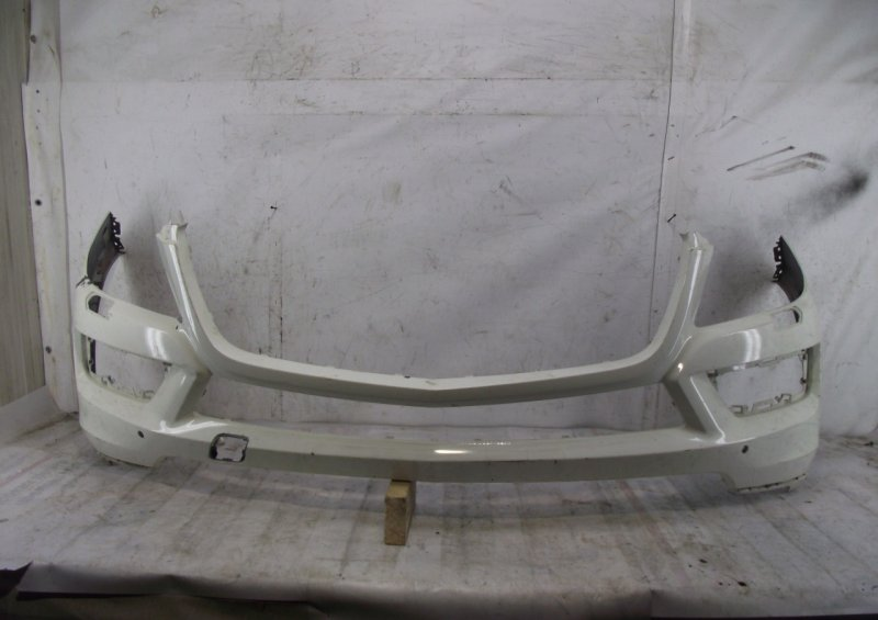 Бампер Mercedes Gl X166 2012 передний