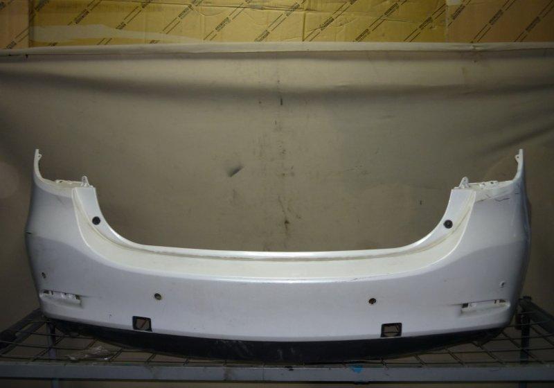 Бампер Mazda 6 GJ 2012 задний