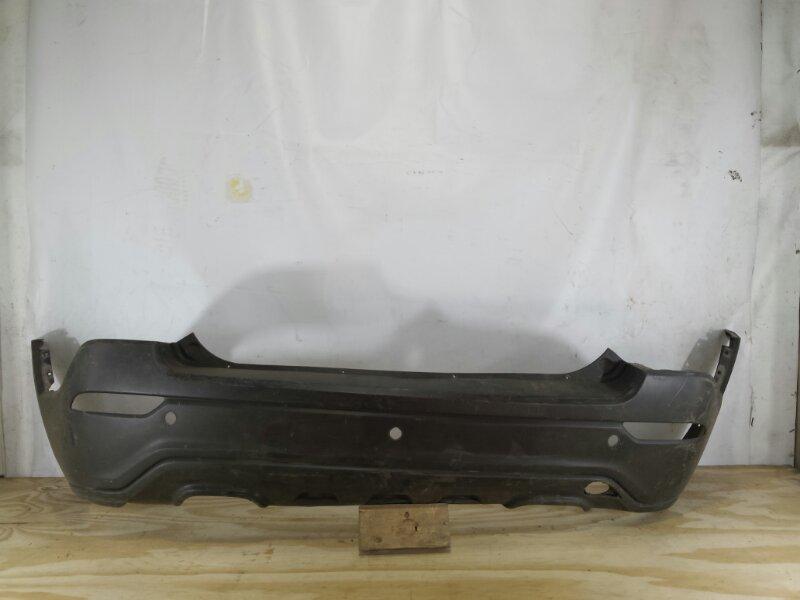 Бампер Chevrolet Captiva C140 2013 задний нижний