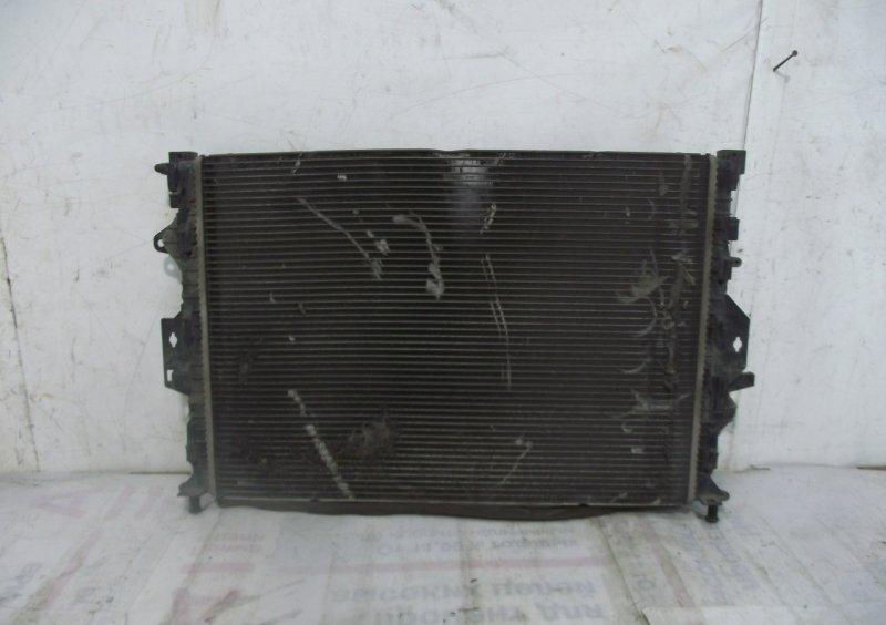 Радиатор охлаждения двс Land Rover Range Rover Evoque 1 2011