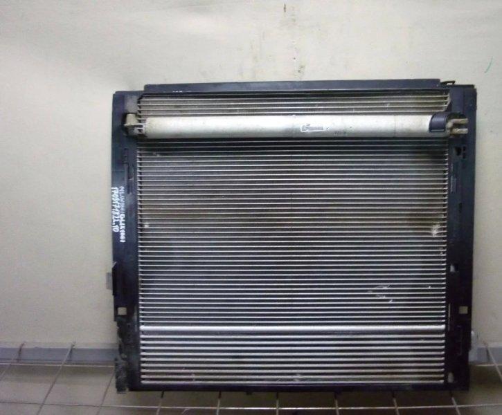 Радиатор кондиционера Mercedes Gl W166 2011