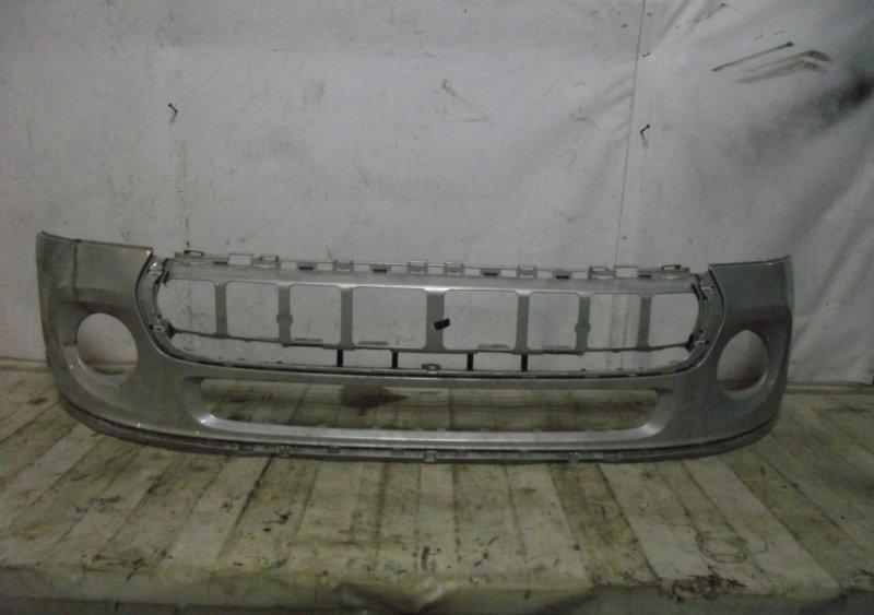Бампер Mini Hatch 3 F56 2013 передний