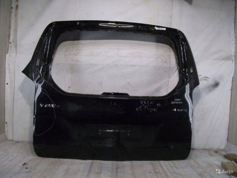 Крышка багажника Mercedes Vito W447 2014