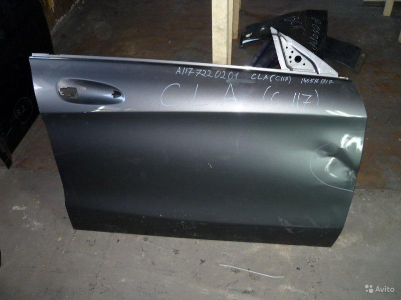 Дверь Mercedes Cla C117 2013 передняя правая