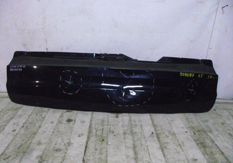 Борт задний Bmw X5 F15 2013 нижний