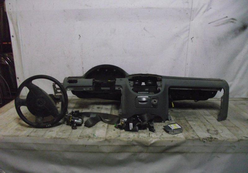 Комплект безопасности srs Chevrolet Lacetti 1 2004 передний