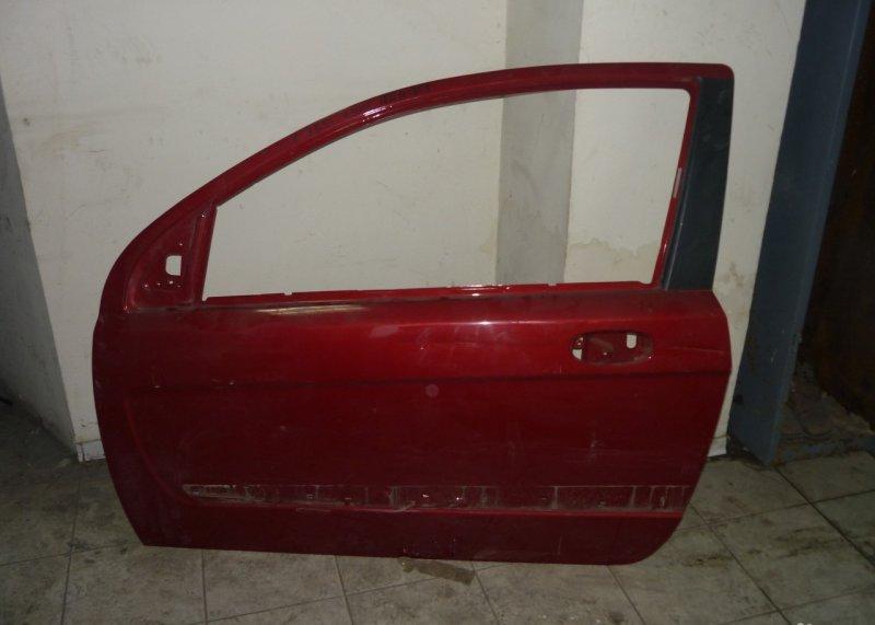 Дверь Chevrolet Aveo T255 2003 передняя левая