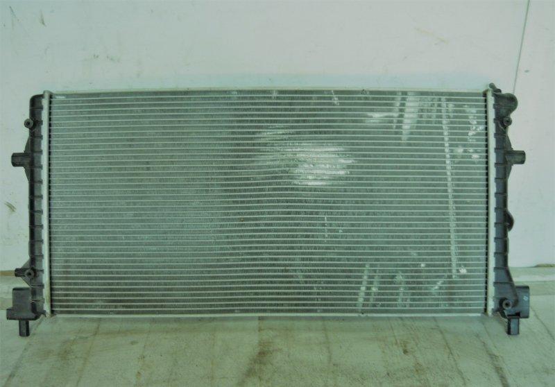 Радиатор охлаждения двс Volkswagen Polo 5 2010