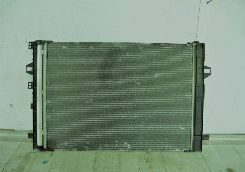 Радиатор кондиционера Mercedes Gla X156 2013