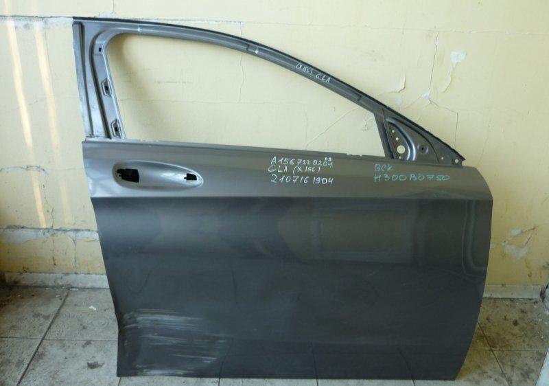 Дверь Mercedes Gla X156 2013 передняя правая