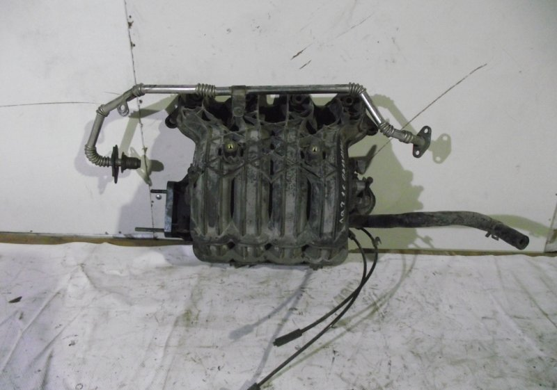 Коллектор впускной Chevrolet Lacetti 1 2004