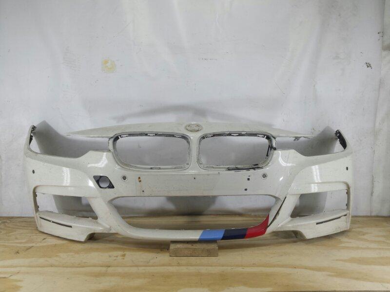 Бампер Bmw 3 M F30 2011 передний