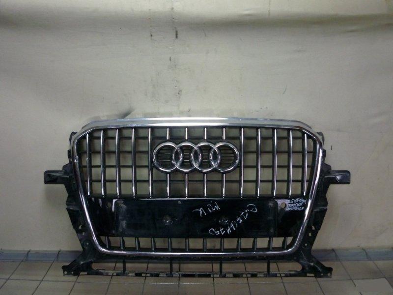 Решетка радиатора Audi Q5 1 2012 передняя