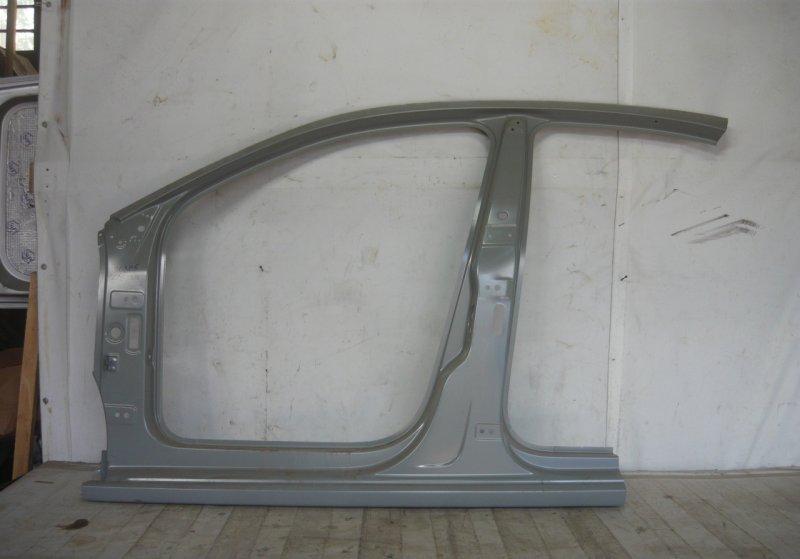 Боковина кузова Volkswagen Polo 5 2009 левая