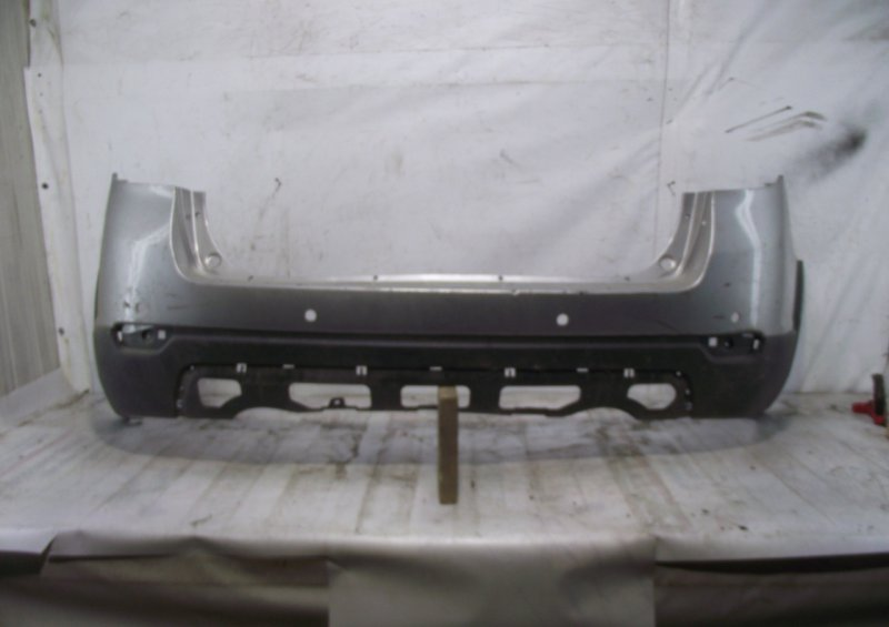 Бампер Chevrolet Captiva C100 2006 задний