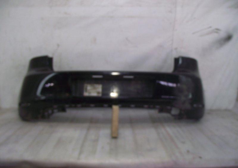 Бампер Volkswagen Golf 6 2009 задний