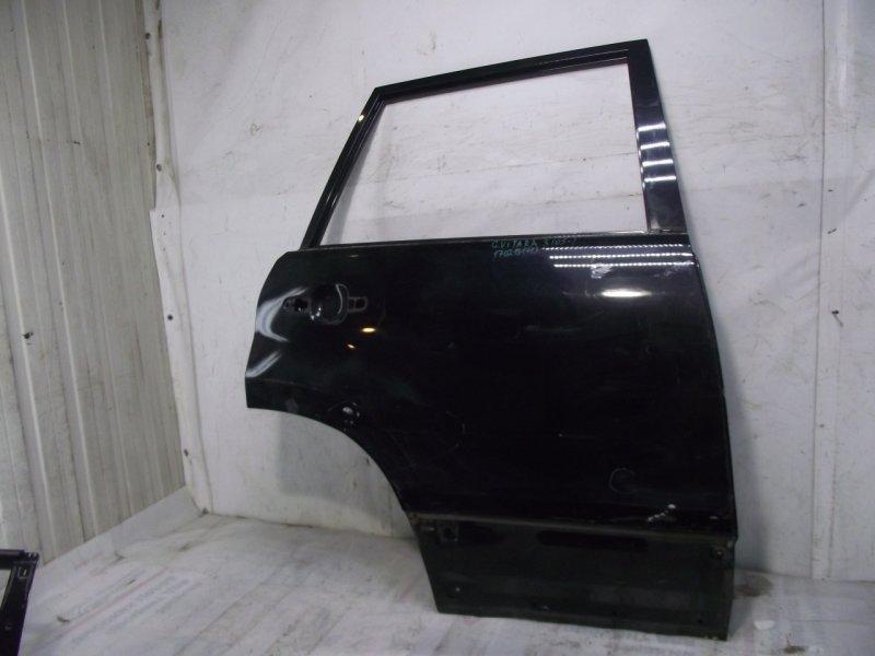 Дверь Suzuki Grand Vitara 3 2005 задняя правая