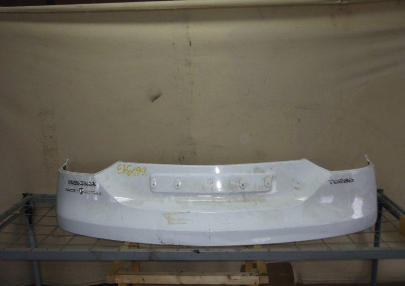 Накладка крышки багажника Opel Insignia 1 2008