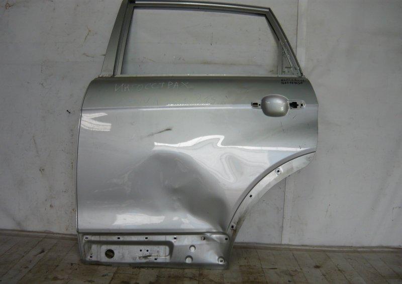 Дверь Chevrolet Captiva C100 2006 задняя левая