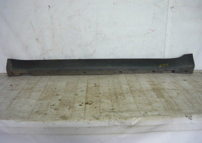 Накладка порога Ssangyong Actyon 2 2010 левая