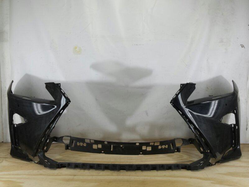 Бампер Lexus Rx 4 2015 передний верхний