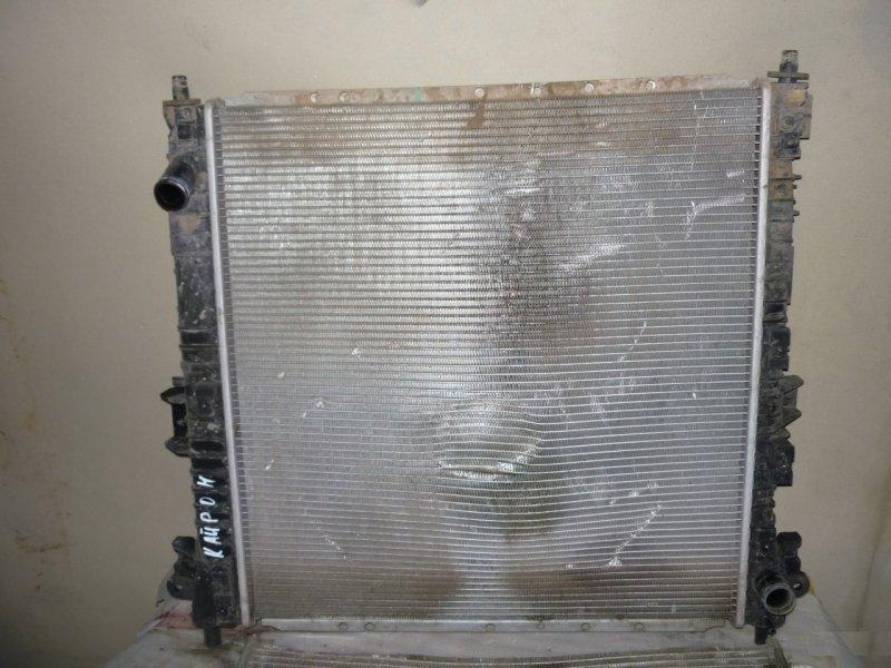 Кассета радиаторов Ssangyong Kyron