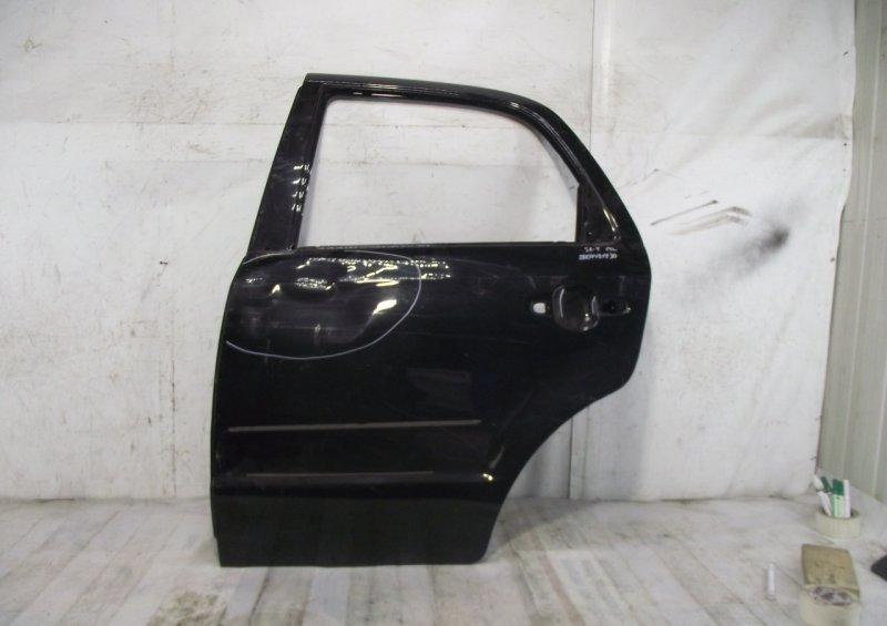Дверь Suzuki Sx4 1 2006 задняя левая