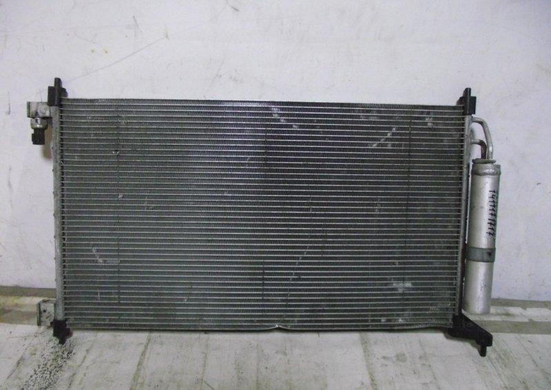 Радиатор кондиционера Nissan Tiida 2 2004
