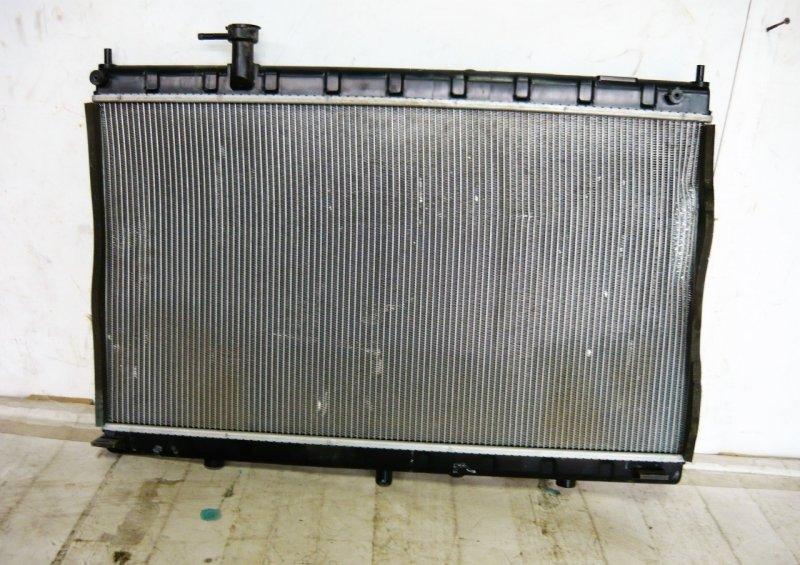 Радиатор охлаждения двс Nissan X-Trail 3 T32 2013
