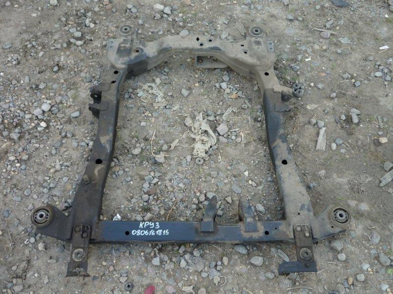 Подрамник двигателя Chevrolet Cruze 1 2009