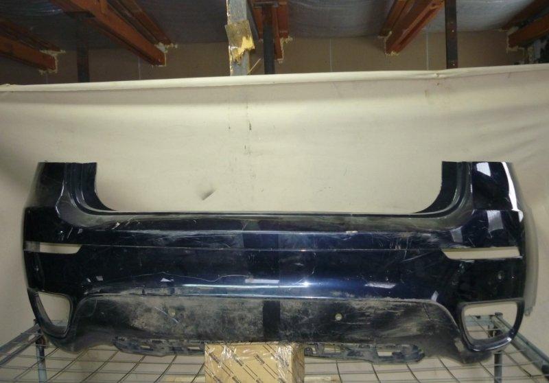 Бампер Bmw X6 E71 2012 задний
