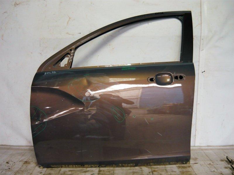 Дверь Lada Vesta 1 2015 передняя левая