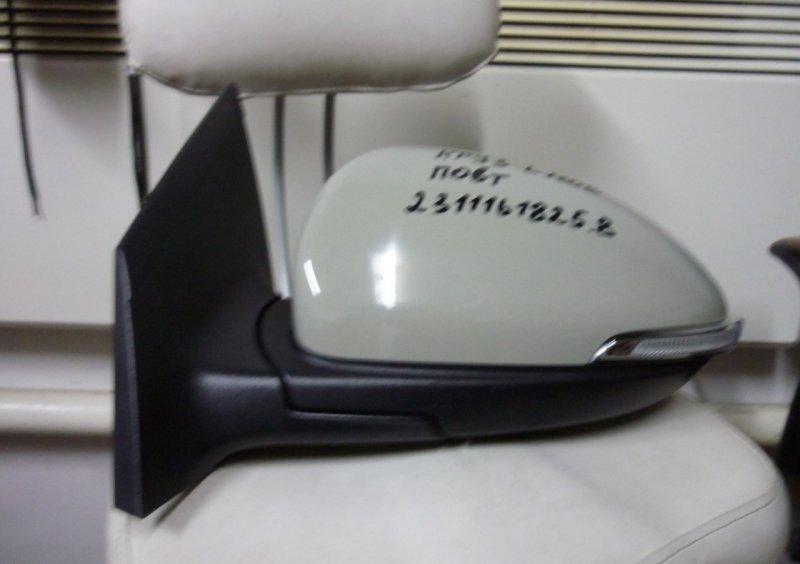 Зеркало Chevrolet Cruze 1 2012 переднее левое