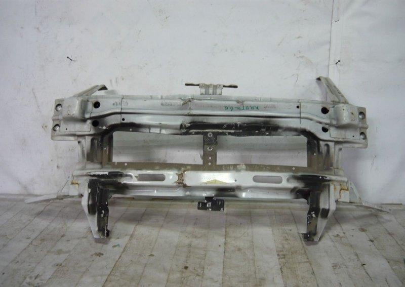 Усилитель бампера Chevrolet Captiva C100 2006 передний