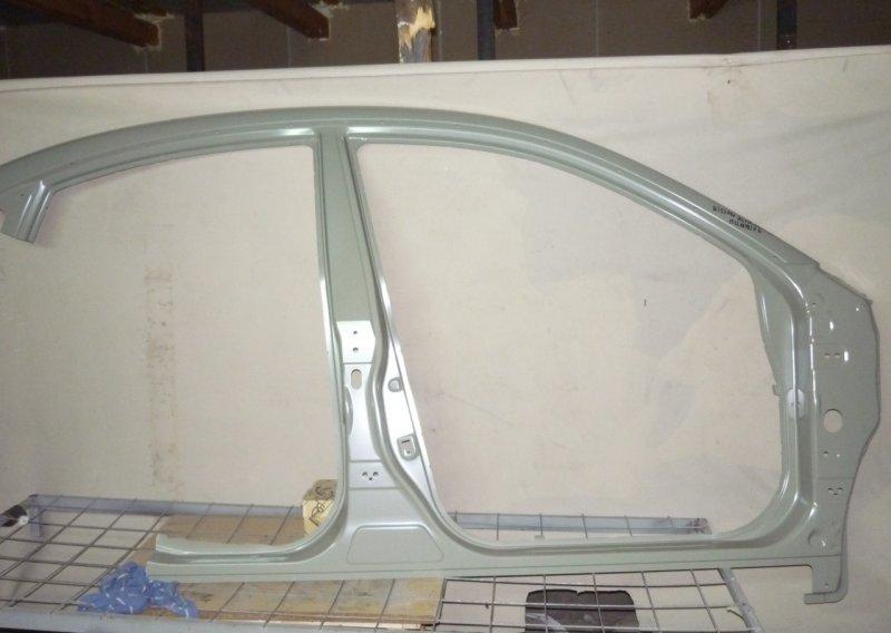 Боковина кузова Nissan Almera 3 G15 2013 правая