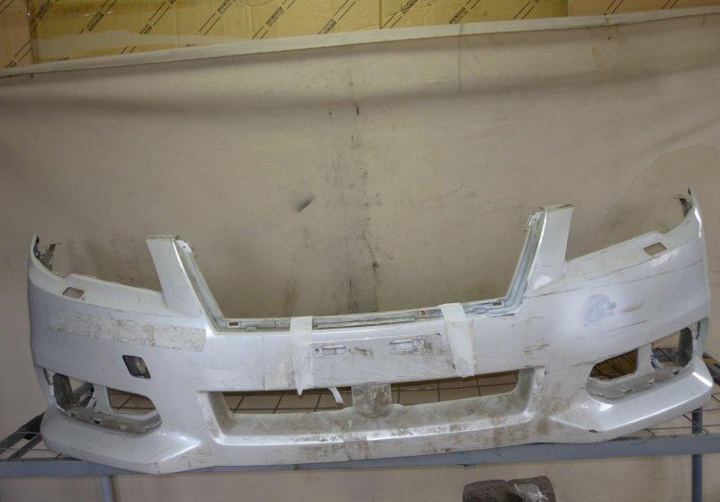 Бампер Subaru Legacy 5 2012 передний